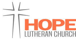Hope Lutheran Church Footer Logo